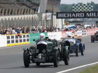 Blower Bentley returns to Le Mans