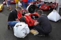 Little Big engine trouble.