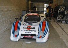 Lancia LC2 Tim Summers