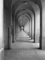 Town Hall arches