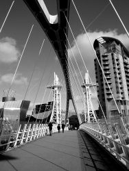 Lowry bridge.