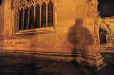 Ghost at St Mary's