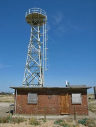 All along the watchtower....