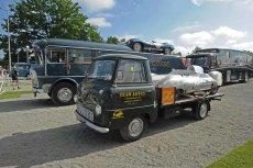 Team Lotus transporter