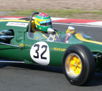 Lotus 32B, one and only.