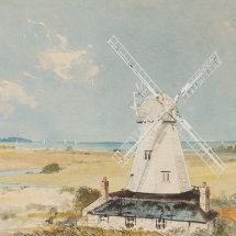 The White Mill