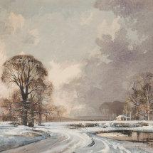Winter Scene North Kent