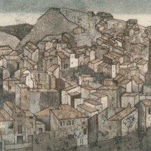 Monterde View of Spanish Village