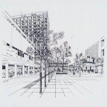 Basildon Town Square