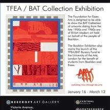 Exhibition advert