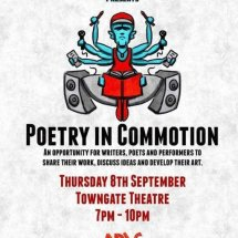 Poetry in Commotion