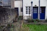 The rear garden of Kybald Twychen.