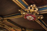Most of us were probably unaware of the variety of ceiling bosses.