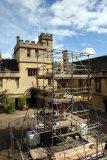 Sundial scaffolding