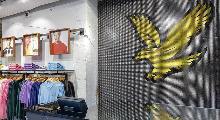Lyle & Scott Carnaby