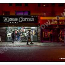 Manor House Midnight Kebab Shop
