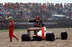 Ayrton Senna, McLaren, Britain 1989
