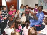 Kader in Angers school
