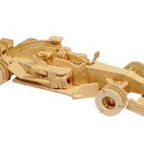 Wooden F1 car