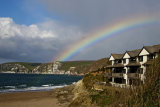 Rainbow Over Bantham Bay