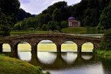 Stourhead Pantheon and Bridge