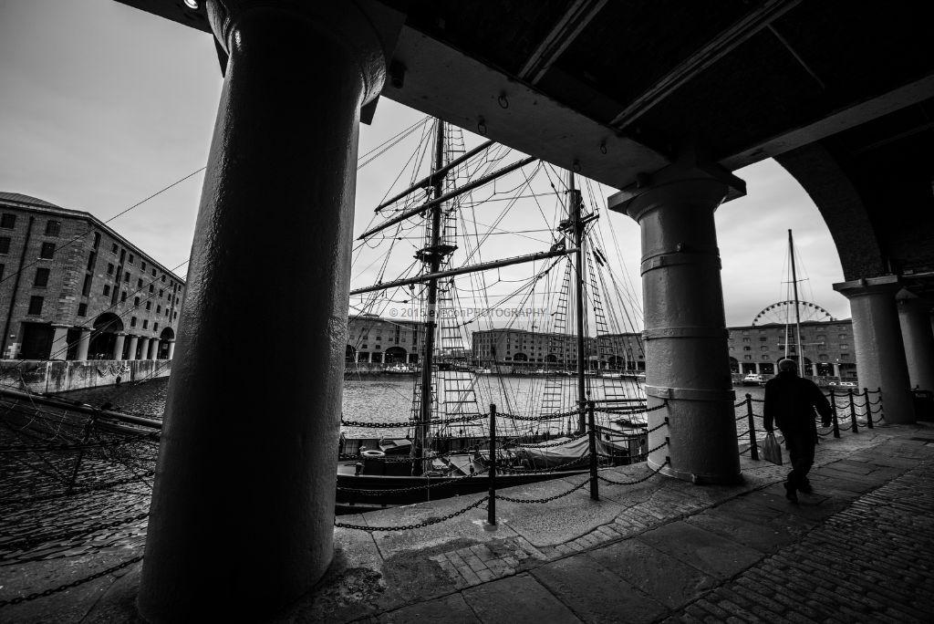 Albert Dock Colonnades