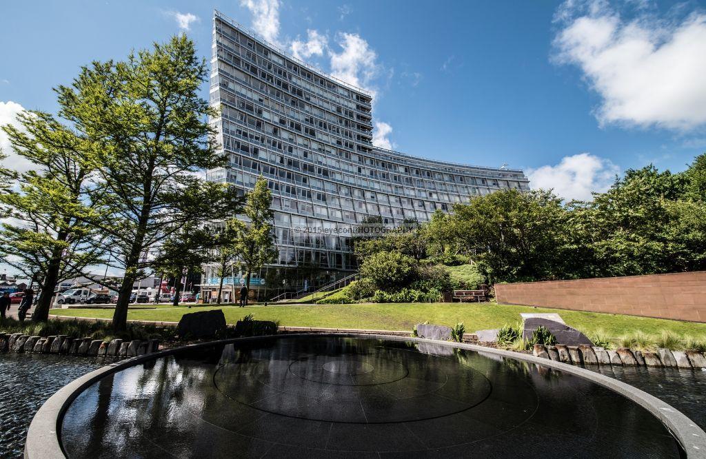 One Park West Building Liverpool 1