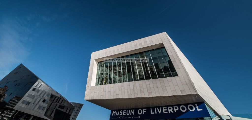 Museum of Liverpool & Mann Island