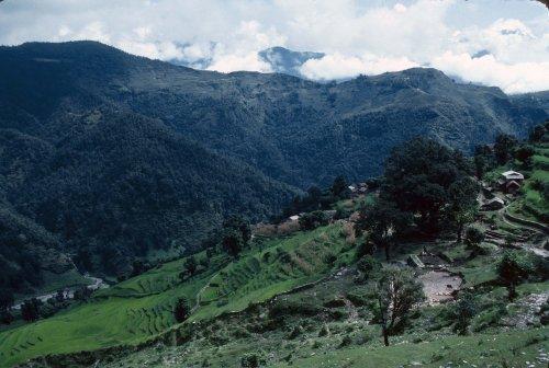 Ghorapani village