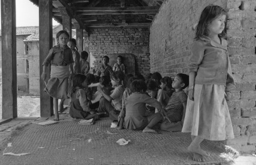 Village school, Kirtipur