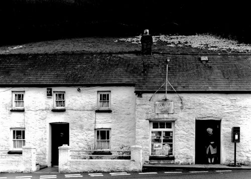 Pen y Bont village shop
