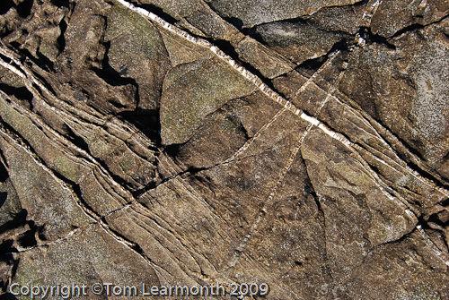 Rocks at Broad Haven, Pembrokeshire