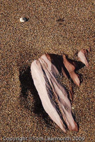 Sand at Swan Lake Bay