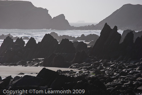Raggle Rocks, Marloes, Pembrokeshire