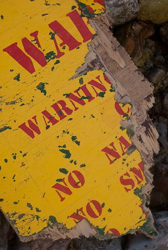 War warning