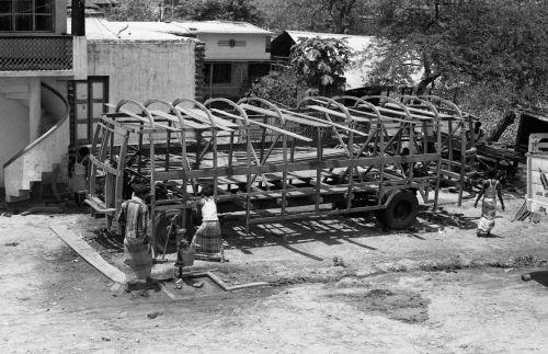 Building a bus