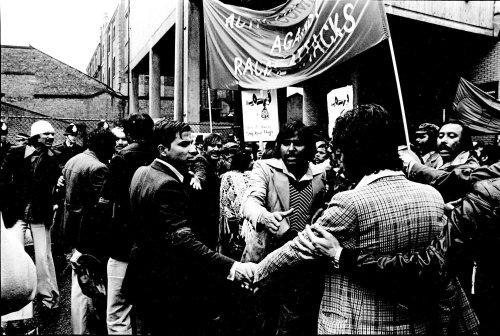 Funeral of Altab Ali
