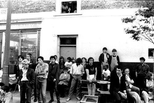Street party (Holloway)
