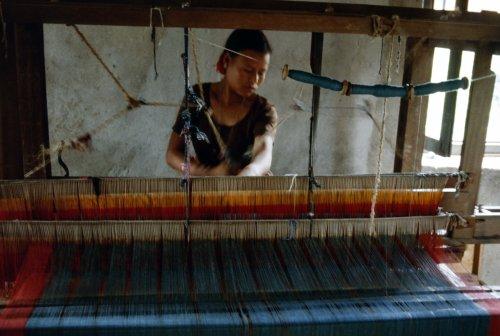Weaving co-operative, Khatmandu Valley