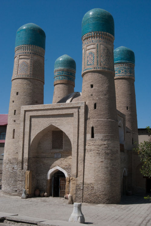 Bukhara, Chor Minor