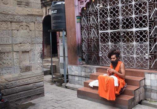 Temple in Mandi
