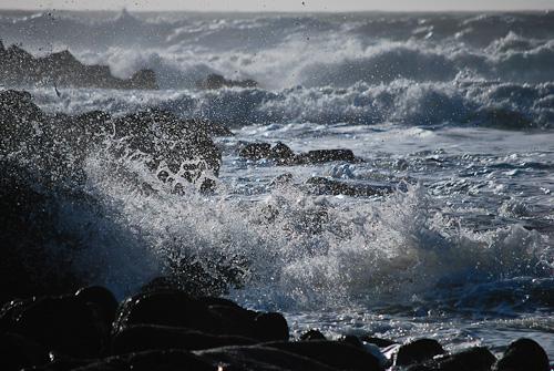 Waves, Pembrokeshire
