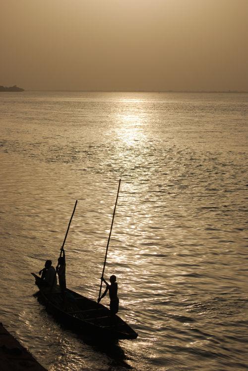Niger River at Segou
