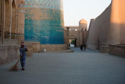 Khiva, early morning