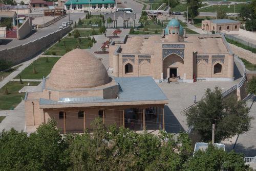 Mosque at Nurata