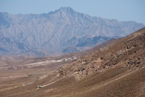 Nurata mountain range