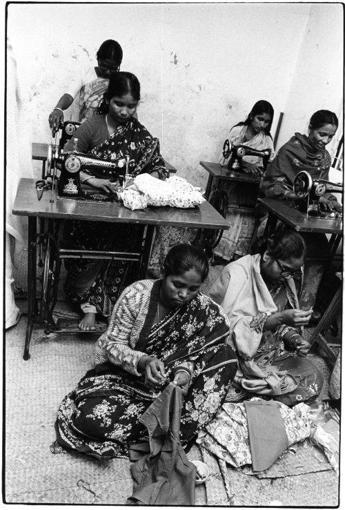 Dhaka, Bangladesh centre for young mothers