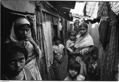 Dhaka, Bangladesh, basti settlement