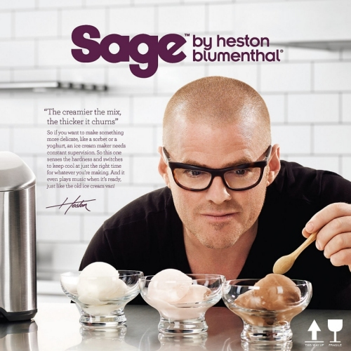 Heston Blumenthal | Sage | MBA