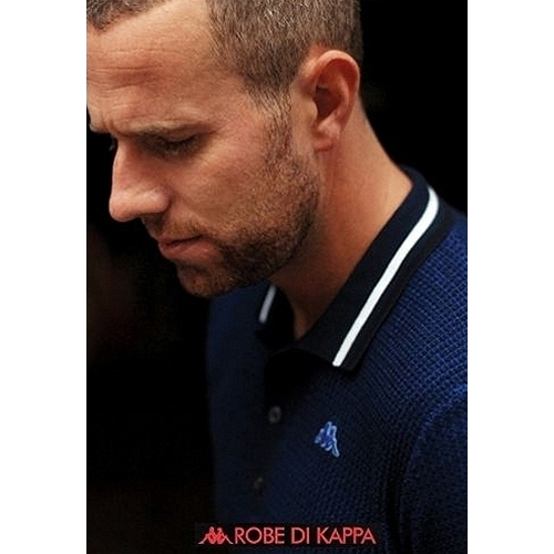 Max Rushden for Kappa